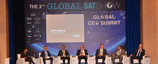 Uydu sektöründe işbirliği yükselen trend