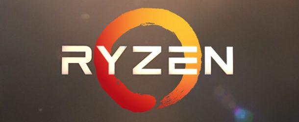 AMD Ryzen işlemci ekosistemi hazır