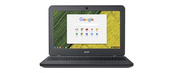 Acer'dan askeri standartta Chromebook