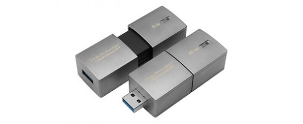 Kingston'dan 2TB kapasiteli USB flash bellek