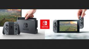 Nintendo Switch'in fiyatı ve çıkış tarihi belli oldu
