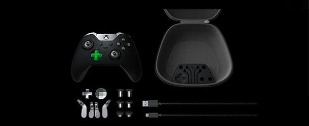 En güzel hediye: Xbox One Elite kumanda