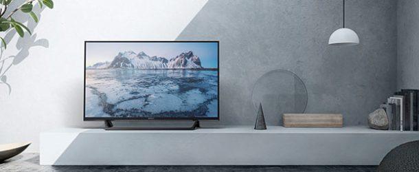 Sony, 4K HDR TV yelpazesini genişletti