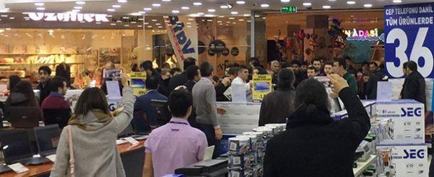 Vatan, 2017'nin ilk mağazasını İstanbul'da açtı