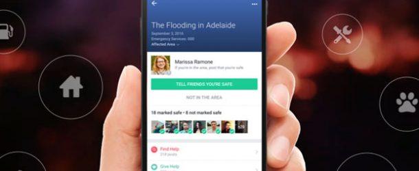 Facebook Yardım Topluluğu desteği başlattı