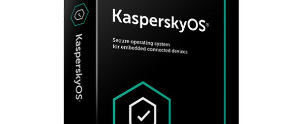 Güvenli işletim sistemi KasperskyOS piyasada