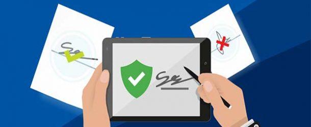 Güvenli dijital imzayla artık işlemler çok kolay
