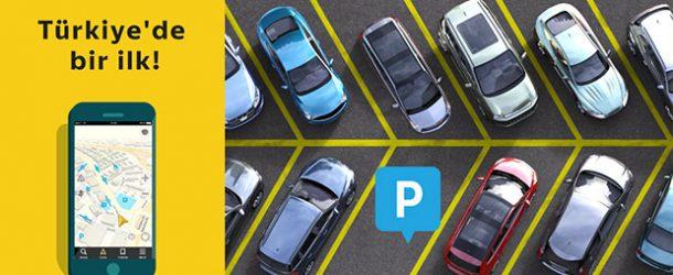 Yandex, park yerlerini de gösterecek