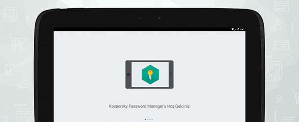 Kaspersky Password Manager ile hesaplarınız emin ellerde