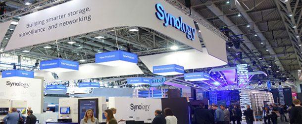 Synology yeni ürün ailesini CeBIT Hannover'de tanıttı