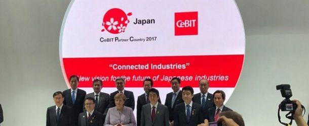 Teknoloji fuarı CeBIT Almanya'da kapılarını açtı