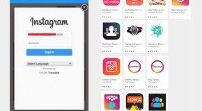 Türk Instagram kullanıcıları tehlike altında