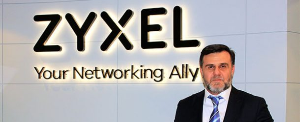 Zyxel'in yeni genel müdürü Timuçin Aksoy