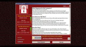 WannaCry saldırı girişimleri düşüş eğiliminde