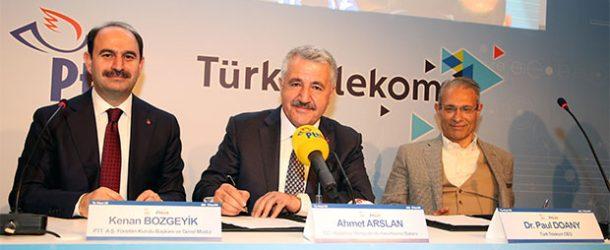PTTcell 2022'ye kadar Türk Telekom'da