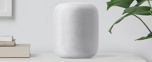 Apple, Siri ile akıllı hoparlör işine girdi
