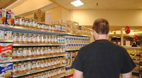 İnternetten gıda alışverişi hala çok geride