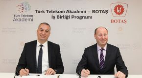 Türk Telekom ve BOTAŞ'tan 'fiber' iş birliği