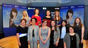 Teknolojinin Kadın Liderleri'ne ikinci kez ödül