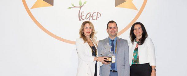 Vestel Perakende Akademisi'ne TEGEP'ten ödül