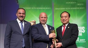 Merhaba Umut'a BM kuruluşu ITU'dan ödül