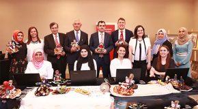 Girişimcilikte Önce Kadın projesi Kayseri'de