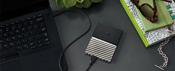 Western Digital, yeni My Passport Ultra Drive'ı duyurdu