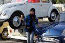 Alman Volkswagen 17 yıl aradan sonra İran'da