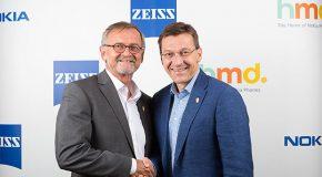 Nokia akıllı telefonlar ZEISS lensle gelecek
