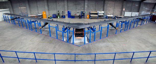 Facebook, drone ile internet erişimi sağlayacak