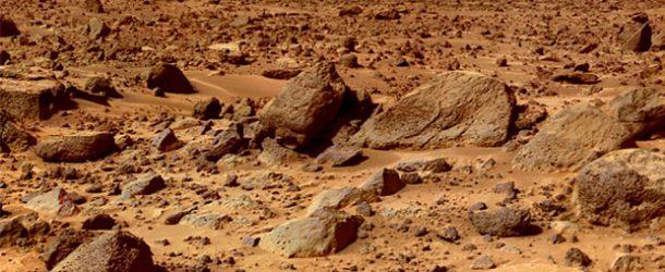 'Zehir' nedeniyle Mars'ta yaşam ihtimali çok düşük