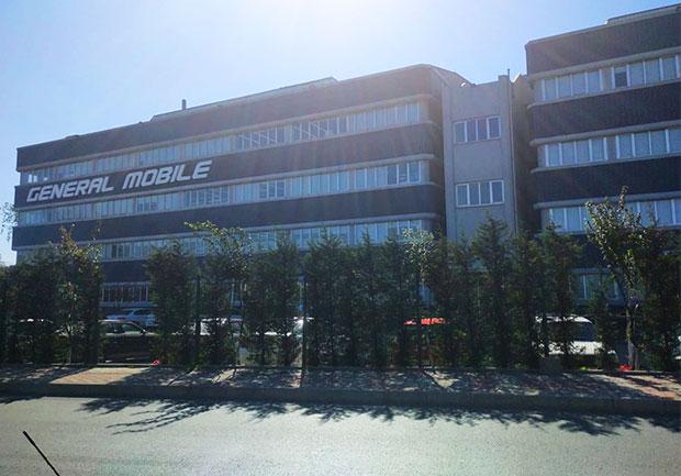General Mobile fabrikası
