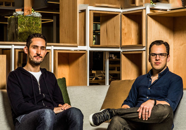 Instagram - Kevin Systrom ve Mike Krieger