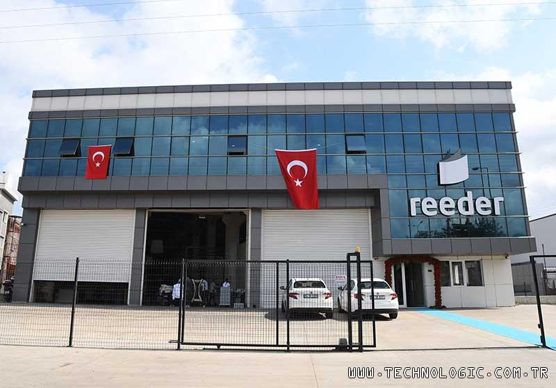 reeder fabrikası