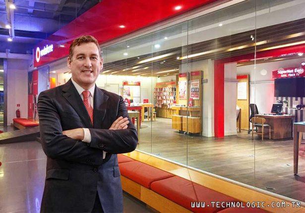 Vodafone Türkiye Colman Deegan