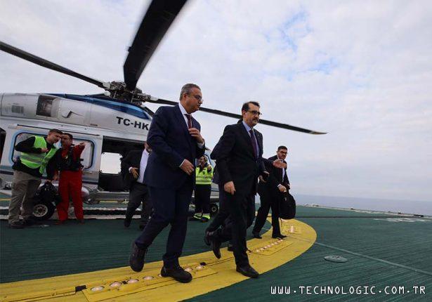 Fatih sondaj gemisi - Fatih Dönmez - Enerji Bakanı