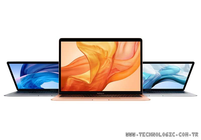 Yeni Apple Macbook Air modelleri