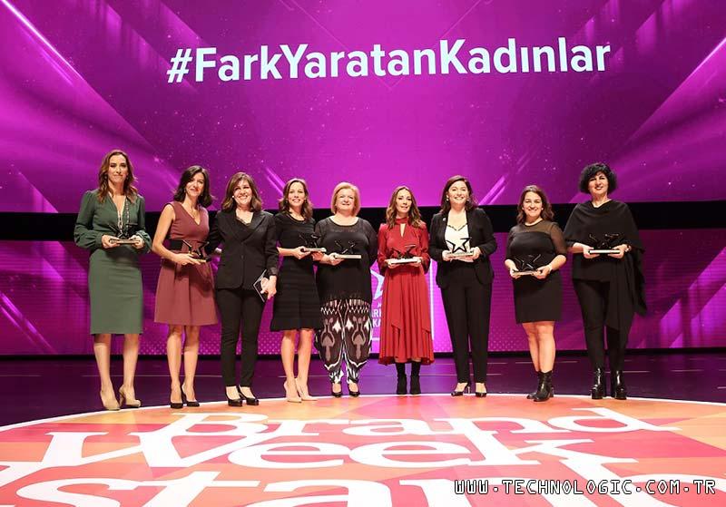 Fark Yaratan Kadınlar