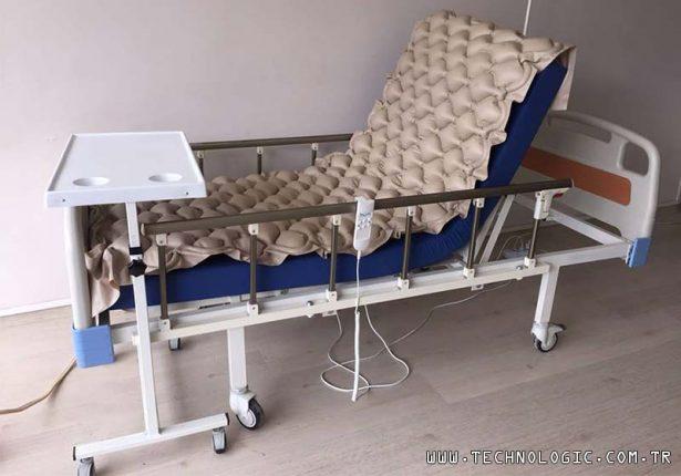 Hızlı hasta yatağı kiralama hizmetleri