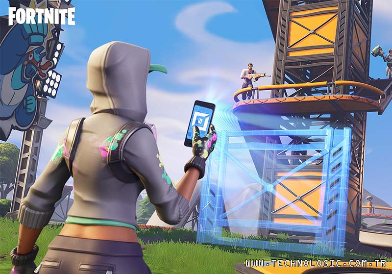 Fortnite Kreatif Modu