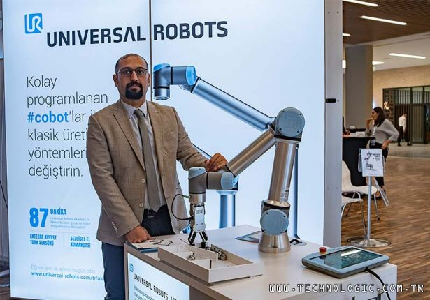 Universal Robots Kandan Özgür Gök
