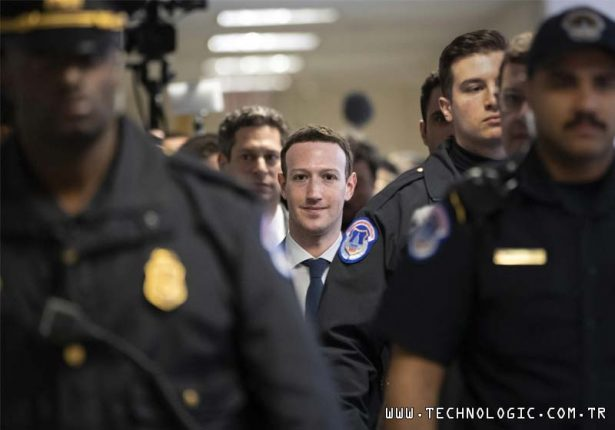 Mark Zuckerberg Cambridge Analytica