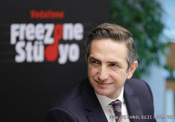 Vodafone FreeZone Stüdyo - Engin Aksoy