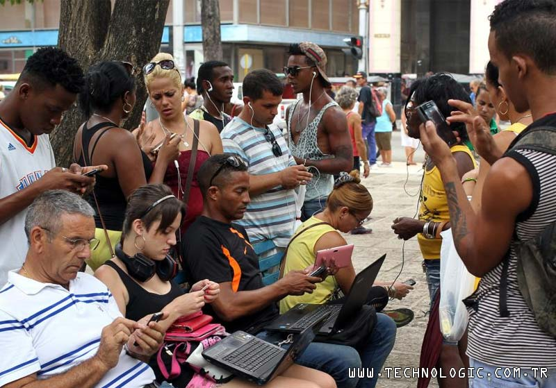 Küba 3g wifi internet