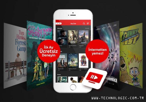 Vodafone TV App