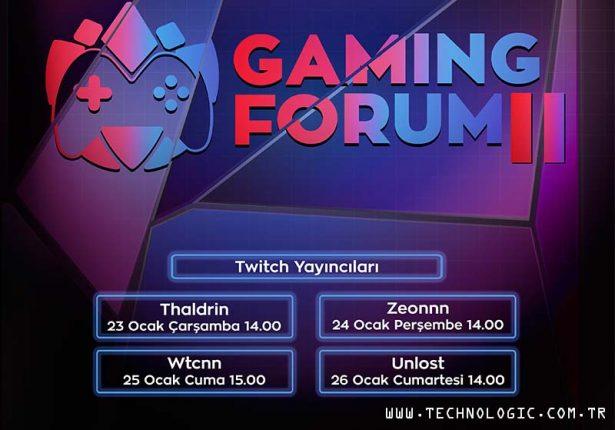 Forum Istanbul Gaming Forum 2
