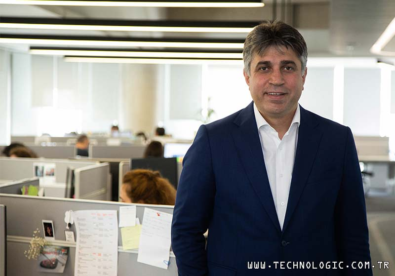 Netaş ION Platformu Bülent Kemal Mutlu