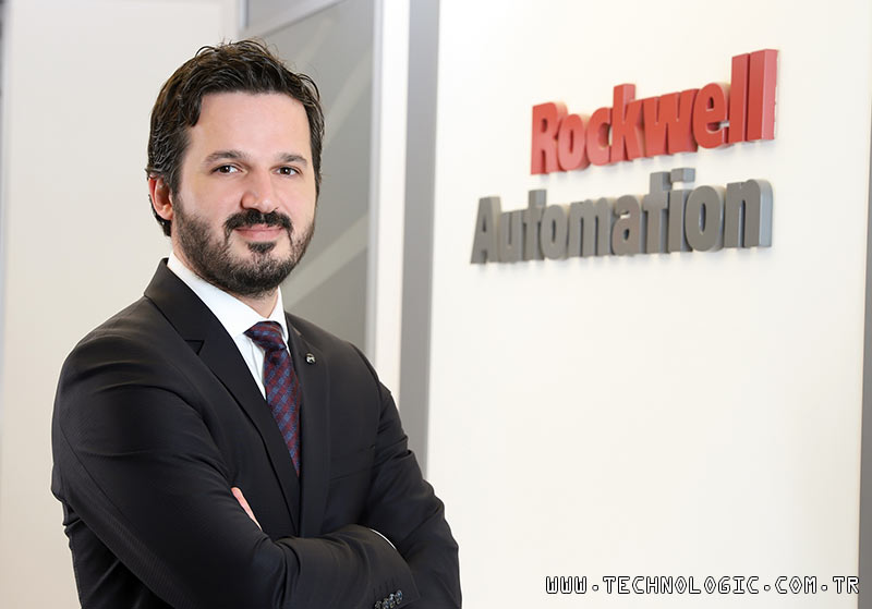 Ediz Eren Rockwell Automation Türkiye