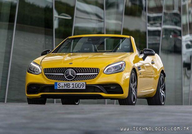 Cenevre Otomobil Fuarı Mercedes-Benz