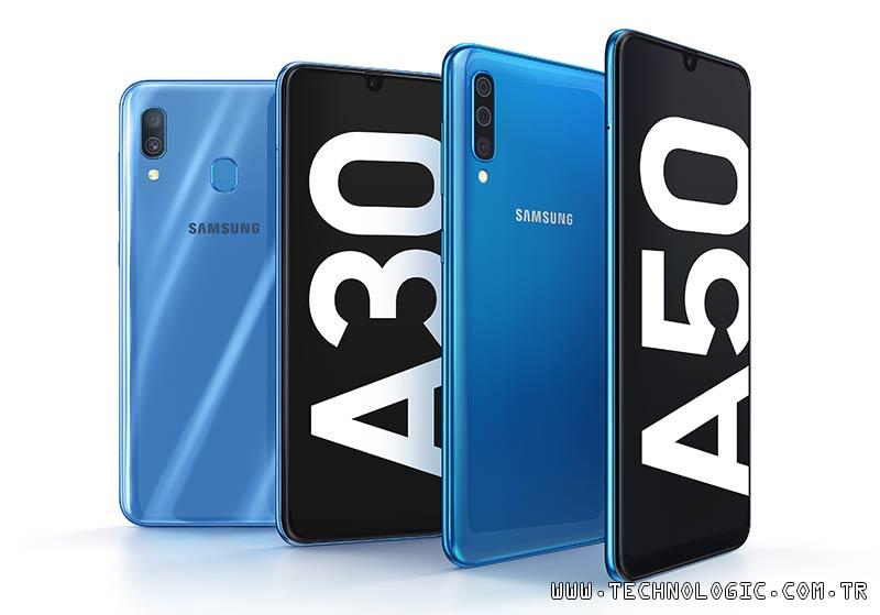 Samsung yeni Galaxy A Serisi